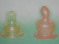 人工哺乳(哺乳瓶)